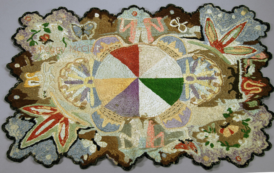 Andre Heget Antique Fabric Designs